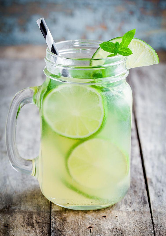 Hausgemachte Getränke